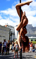 Pole Dancer at OpenStreets on Bree