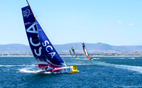 Volvo Ocean Race, Cape Town Pro-Am 2 - 16 Nov 2014